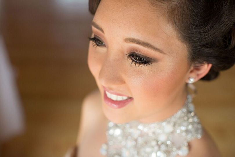 Bridal Makeup Design