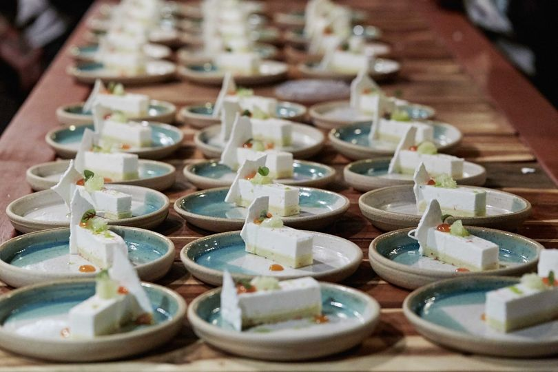 Catering by the Mill House