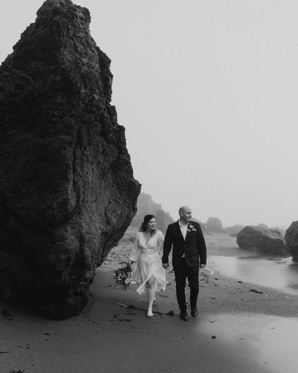 Sonoma Coast Elopement