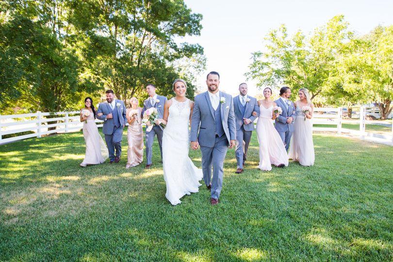 La Grande, Oakley, CA Wedding