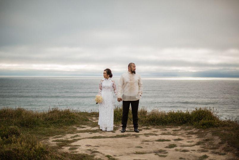 Post-wedding bridal portraits