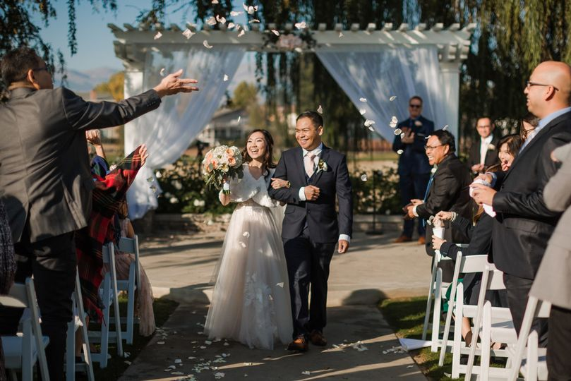Wedgewood San Ramon Wedding