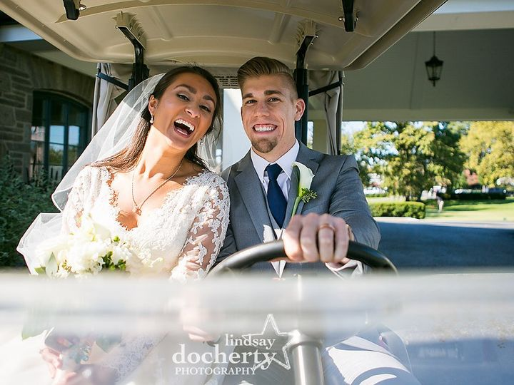 Tmx Bride And Groom On Golf Cart At Llanerch Country Club 51 602161 1565288499 Havertown, Pennsylvania wedding venue