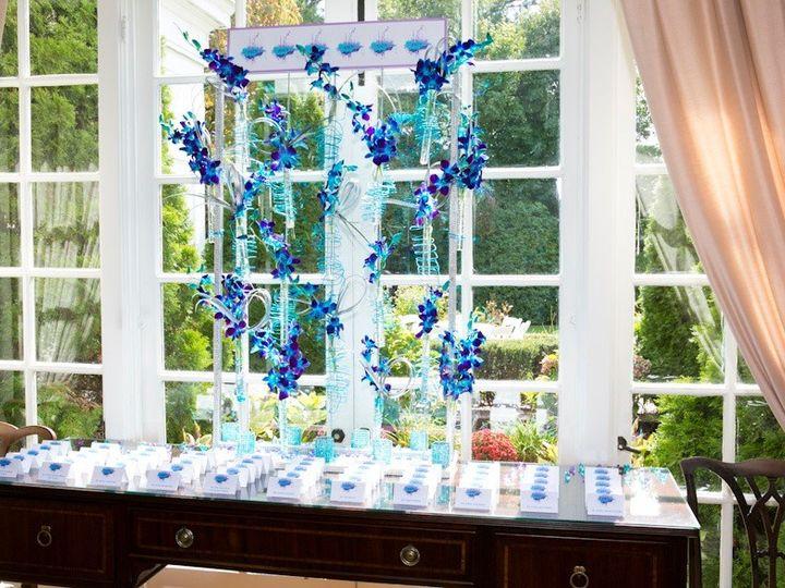 Tmx 1450373278592 Outracheous Escort Card Table Millwood, NY wedding planner