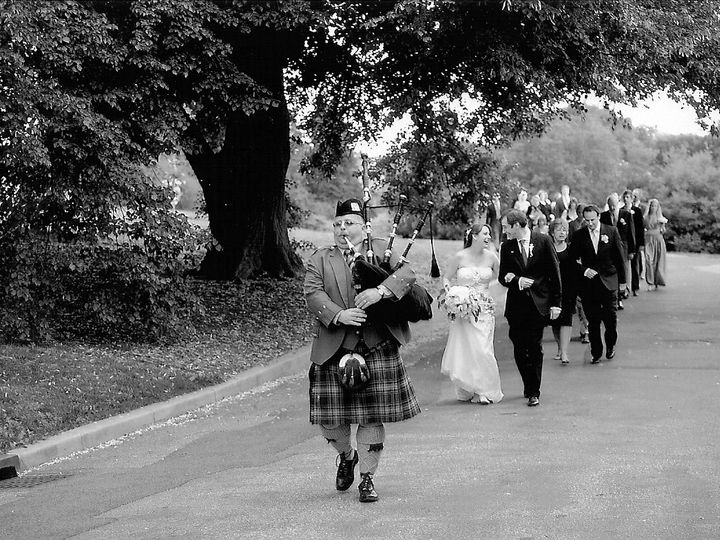 Tmx 1450374110187 Wave Hill Bagpiper Millwood, NY wedding planner
