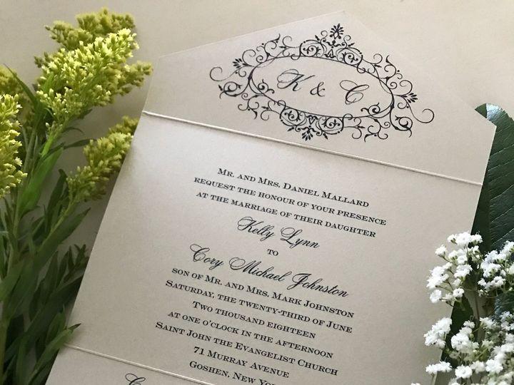 Tmx 1532886854 68f6cf0e3e1b485b 1532886849 3541152e38df3a29 1532886842990 4 IMG 3261 Chester wedding invitation