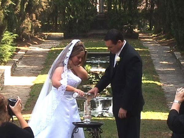 Casa del oro Wedding in Pasadena