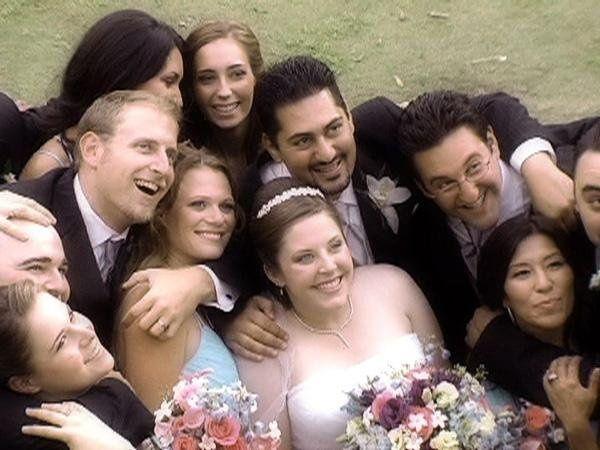 Calamigos Ranch Wedding Party