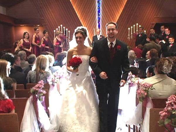 Grace Community Church Wedding