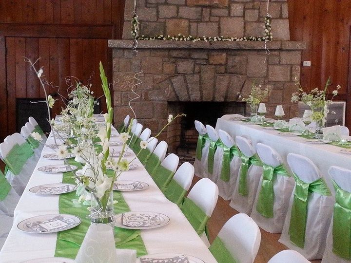Tmx 1429022616661 Greenandwhite Raleigh wedding rental