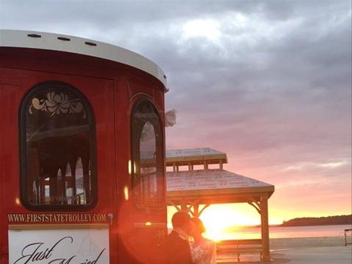 Tmx Trolley 51 1025161 161117637740399 Lewes, Delaware wedding transportation