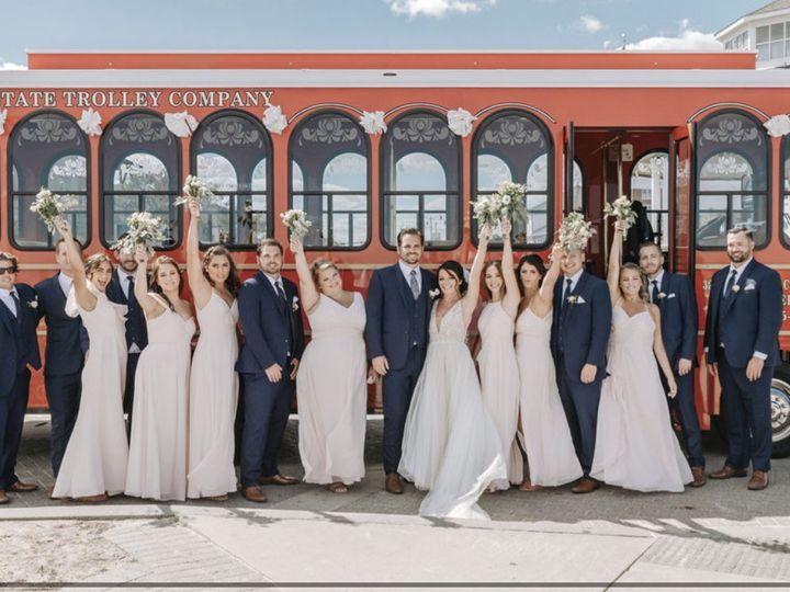 Tmx Trolley 51 1025161 161117638388062 Lewes, Delaware wedding transportation