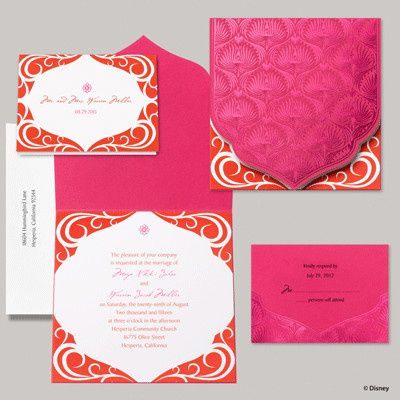 Beautiful Invitations for every individuals style.