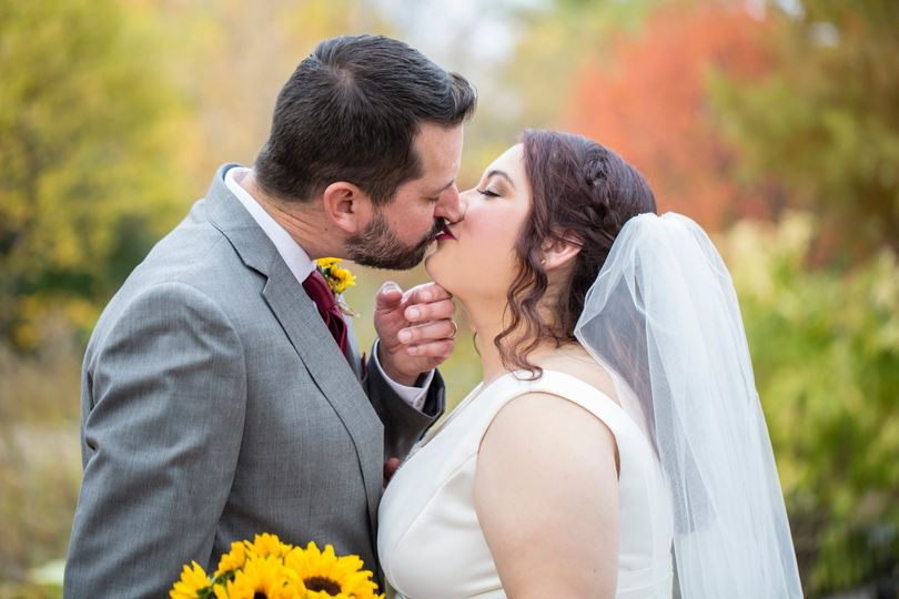 Chris & Jennifer Fall Wedding