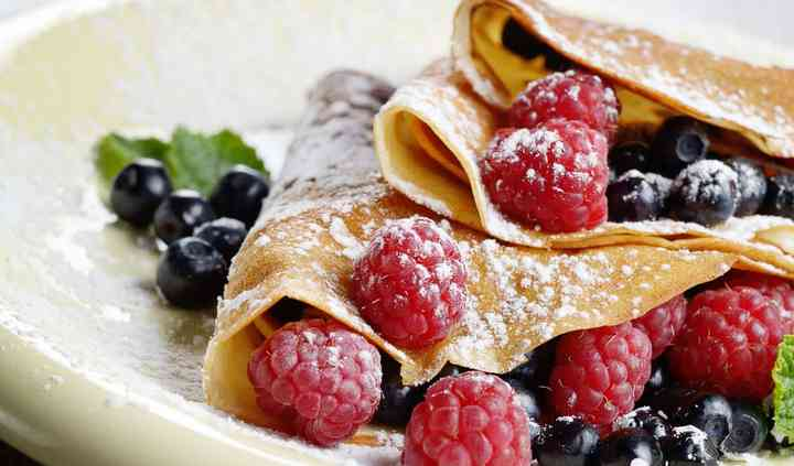 Two Crepes