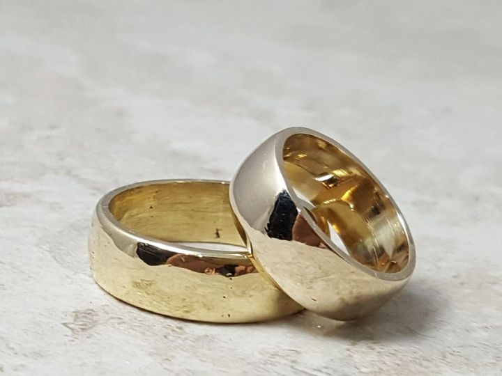 Tmx 1516909122 89730fbc5f3c6d0f 1516909116 C3fd686c3d3e3529 1516909111029 6 Bands Asheville, NC wedding jewelry