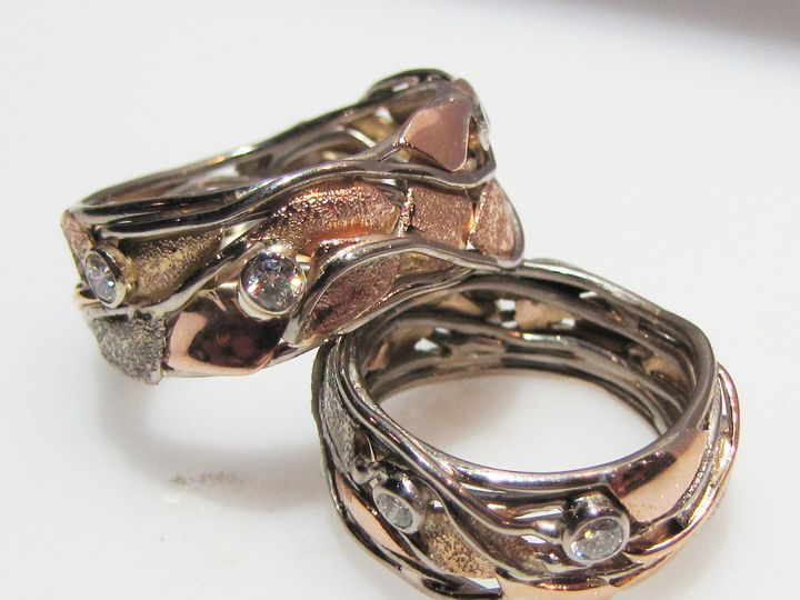 Tmx 1516909123 9ab8bde845aed897 1516909117 7c0df66e94b9419d 1516909111030 7 IMG 0341 Asheville, NC wedding jewelry