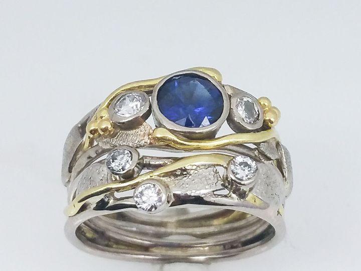 Tmx 1516909531 7d9de96dec46db3c 1516909528 Eee9c43df0f5069a 1516909512319 7 20170506 143610 Asheville, NC wedding jewelry