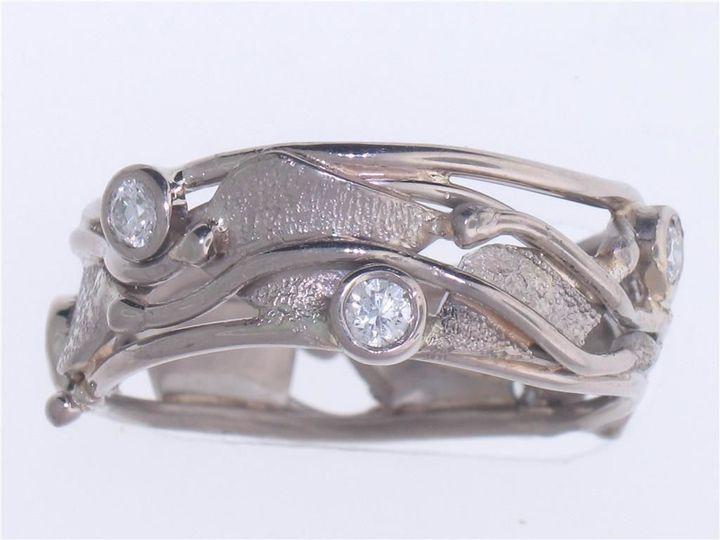 Tmx 1516910143 F255a9568ff217a3 1516910106 36fe58f4b08bf678 1516910098055 2 001 110 00309 Asheville, NC wedding jewelry