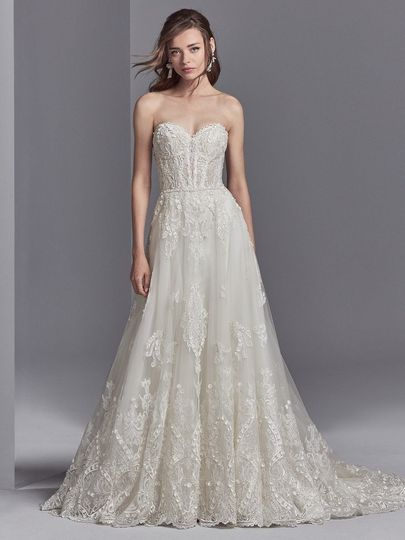 sottero and midgley wedding dress watson 8sn544 al