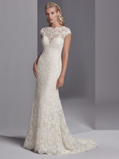 sottero and midgley wedding dress zayn rose 8sc572