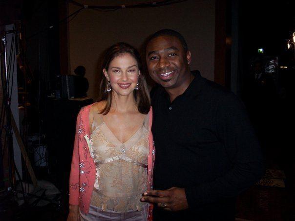 With Ashley Judd