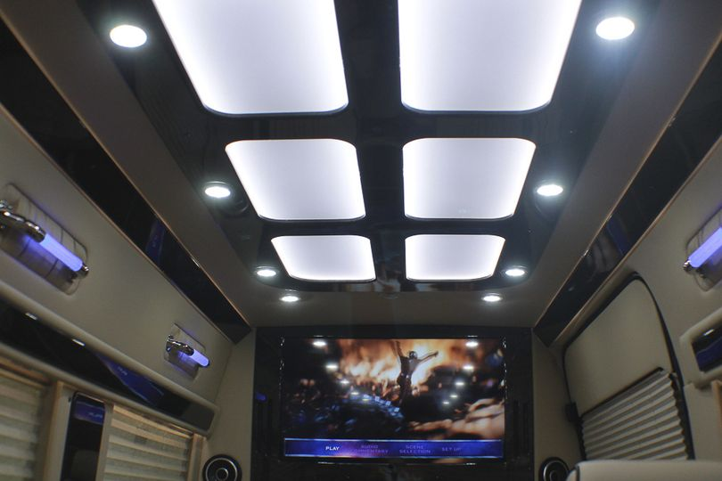 Maybach ceiling