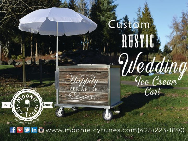 Tmx 2020 Wedding Happily Ice Cream Cart 51 649161 157609415984738 Redmond, WA wedding catering