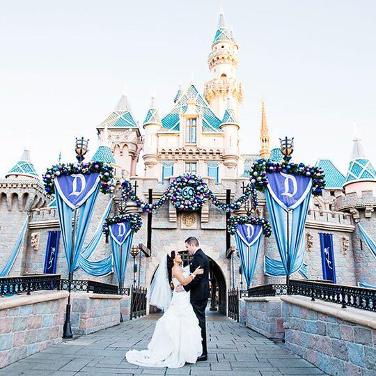 Disney Wedding's &Honeymoon's