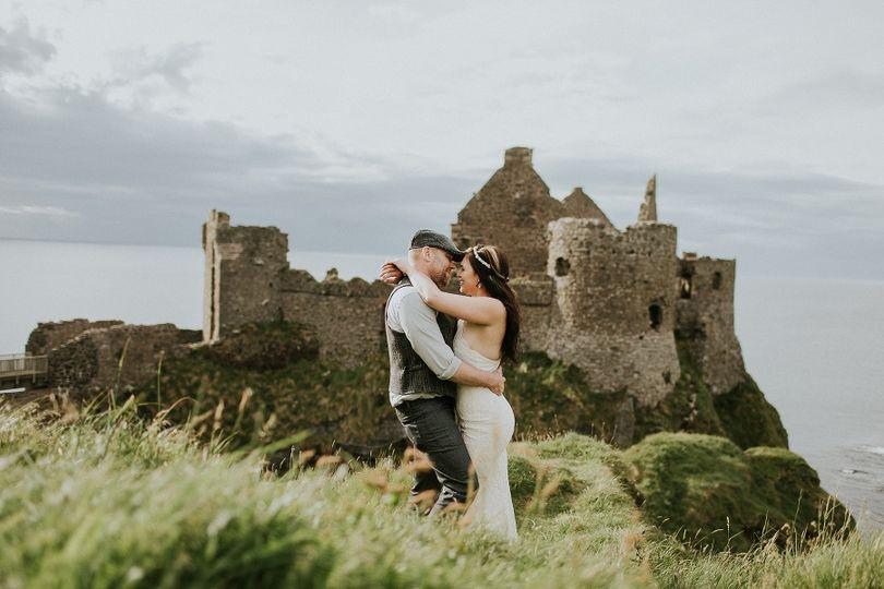 An elopement in Ireland