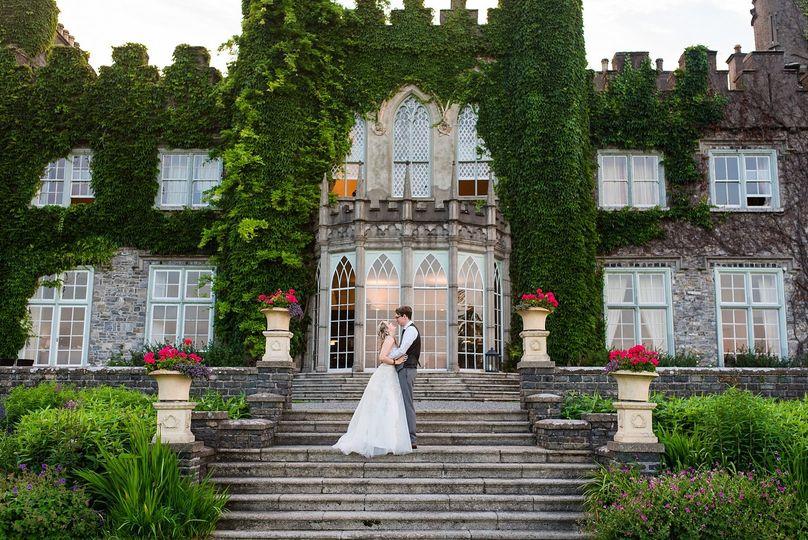 A romantic castle destination