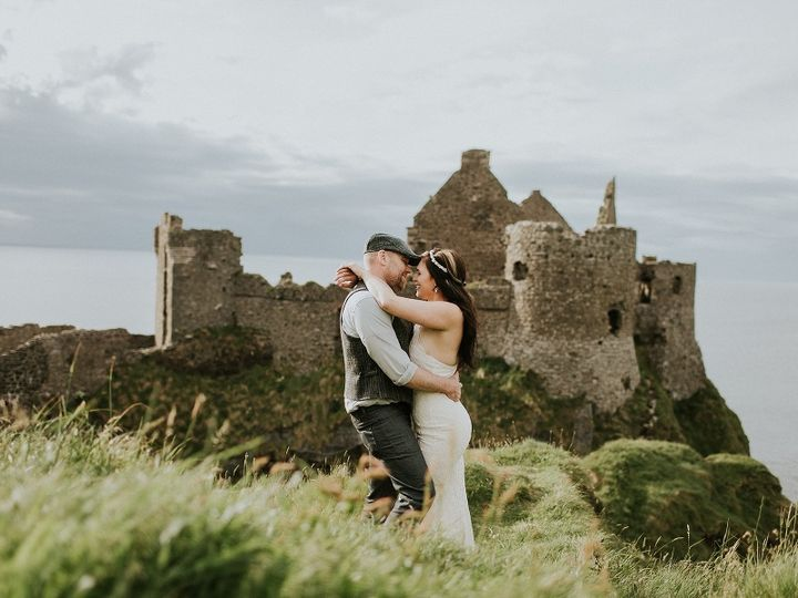 Tmx Dunluce Castle Northern Ireland Elopement Photographer 0001pp W901 H600 51 903261 North Conway, NH wedding travel