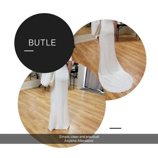 Bustle design