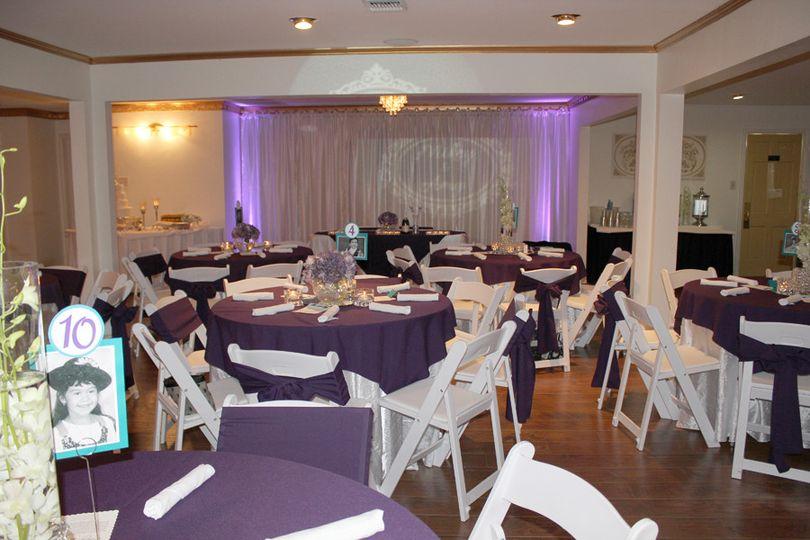 purple w name on curtain 4x