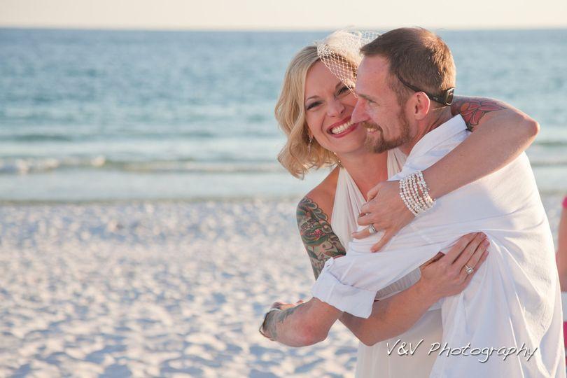 destin beach wedding package00