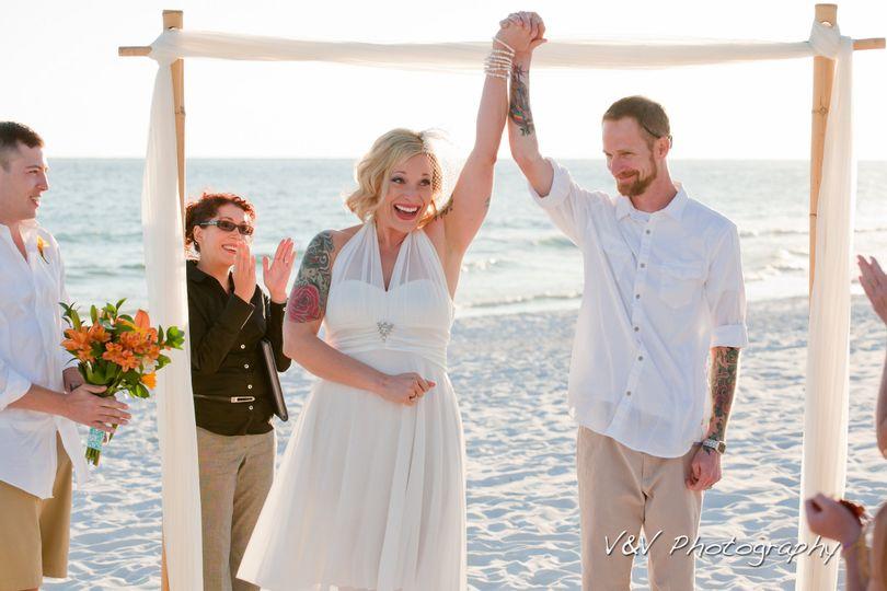 destin beach wedding package01