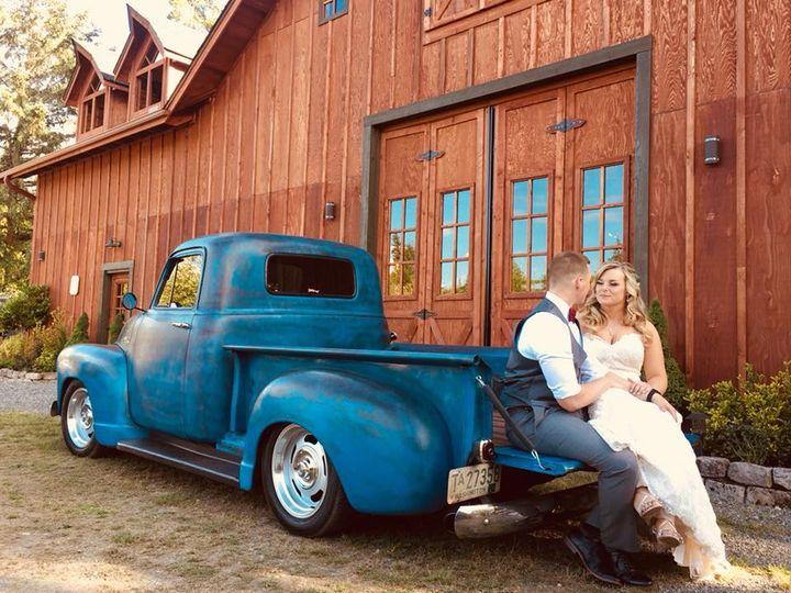 Olympia Barn Wedding