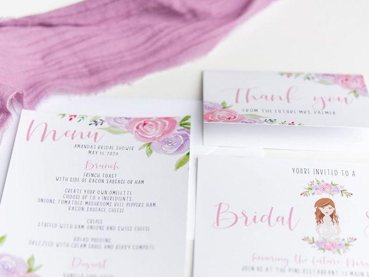 Tmx Copper And Confetti Co 01 51 1874261 157467406545275 Bronxville, NY wedding invitation