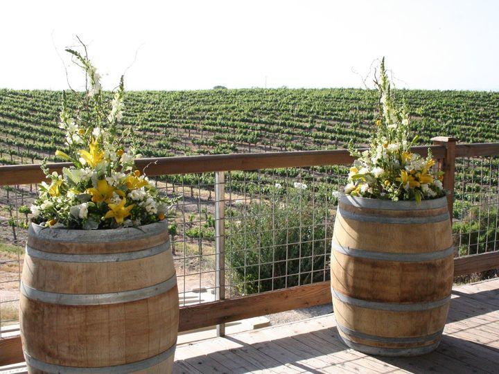 Tmx 1339033856031 TibbettWeddingandBarnettWedding128 San Luis Obispo, California wedding florist