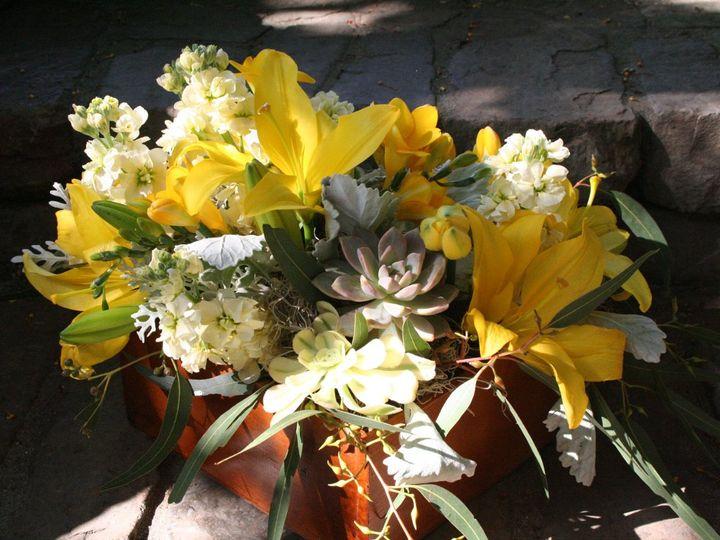 Tmx 1339034334665 TibbettWeddingandBarnettWedding054 San Luis Obispo, California wedding florist