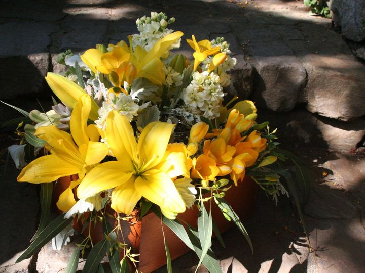 Tmx 1339034393463 TibbettWeddingandBarnettWedding059 San Luis Obispo, California wedding florist