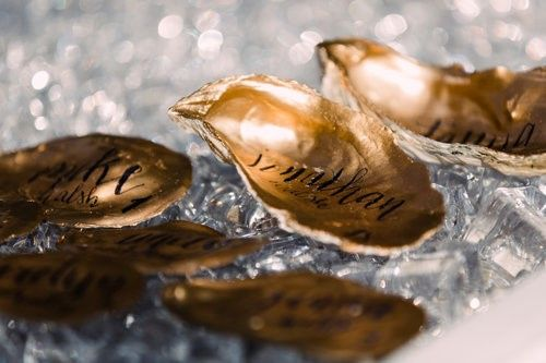 Oyster shell escorts