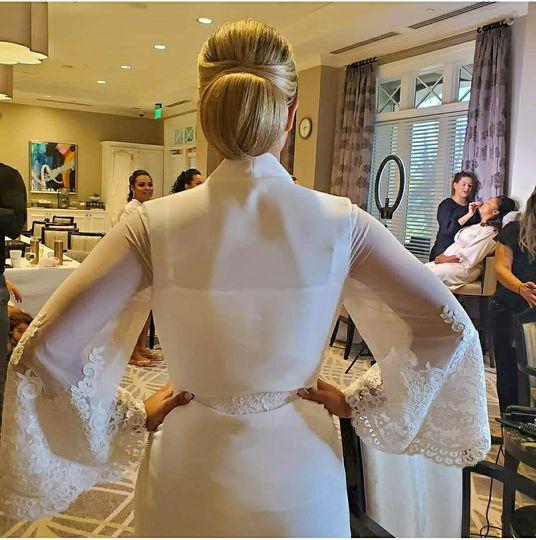 Bride - Hair
