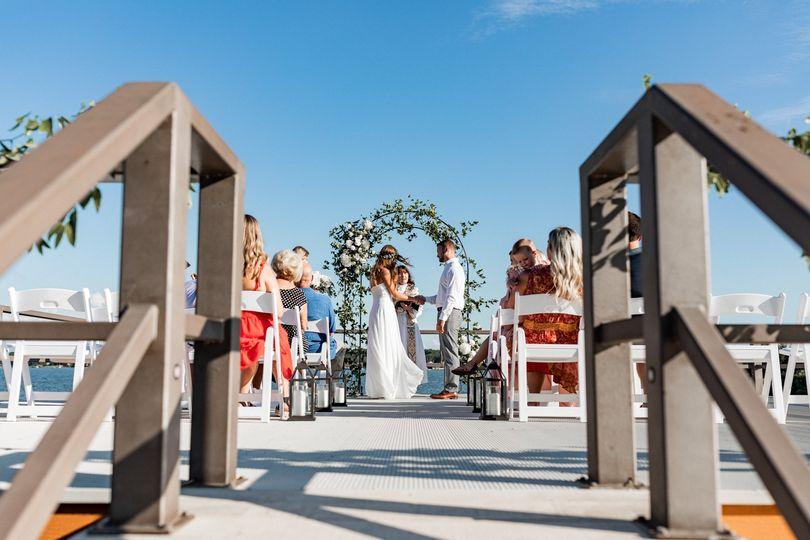 S/A - lake house elopement