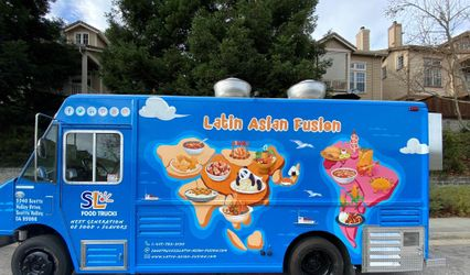 Latin Asian Fusion Food Trucks