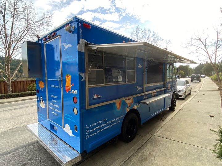 Tmx Food Truck Side 1 51 1917261 157902945153199 Scotts Valley, CA wedding catering