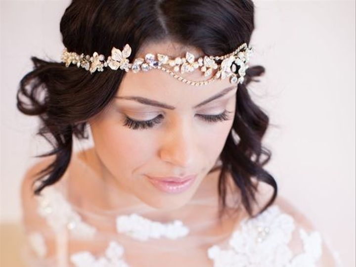 Tmx 1477761282678 Pearlvinebridalheadband Charlotte, NC wedding jewelry