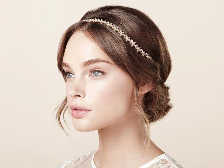 Tmx 1477764790901 Daisybridalhairribbon Charlotte, NC wedding jewelry
