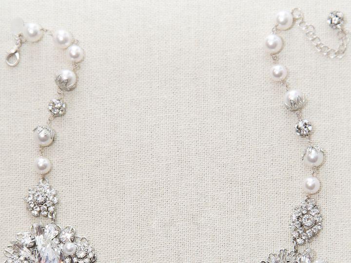 Tmx 1477769857050 Rosaweddingneacklace1 Charlotte, NC wedding jewelry