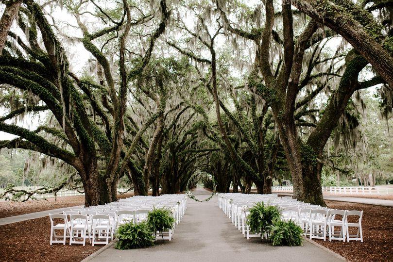 Belfair Ceremony - Oaks